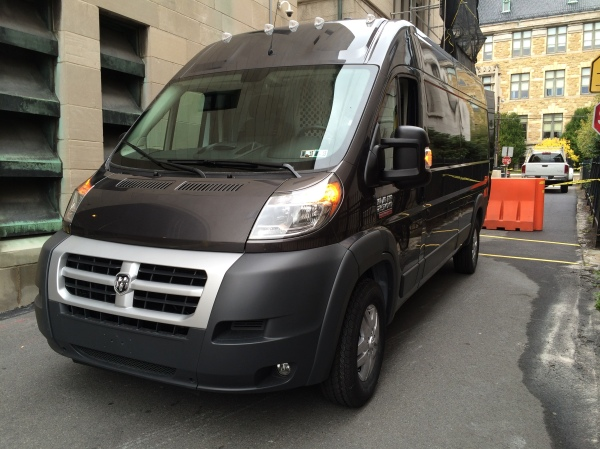 New Van 10.14